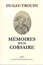 Mémoires d'un corsaire (1689-1736) - Intérieur - Format classique