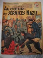 Au Coeur Des Services Nazis - Couverture - Format classique