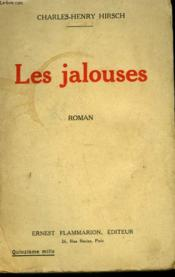 Les Jalouses. - Couverture - Format classique