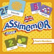 ASSIMEMOR ; food and numbers  - Collectif - Jean-Sebastien Dehegger