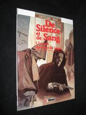 De silence et de sang t.1 ; la nuit du tueur de loups - Couverture - Format classique