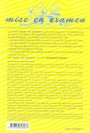 Se Preparer Au Test Message Admissions En Msg Mstcf Iup Plus De 500 Qcm Corriges Et Commentes - 4ème de couverture - Format classique
