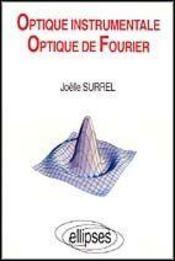 Optique Instrumentale Optique De Fourier - Intérieur - Format classique