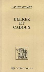 Delrez Et Cadoux - Intérieur - Format classique