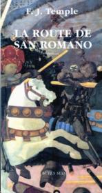 La Route De San Romano - Couverture - Format classique