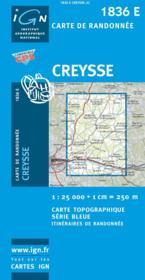 Creysse - Couverture - Format classique