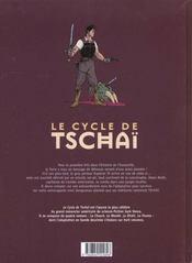 Le cycle de tschai t.2 ; le chasch t.2 - 4ème de couverture - Format classique