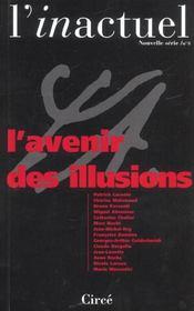 L'Revue L'Inactuel 08 - Avenir Des Illusions - Intérieur - Format classique