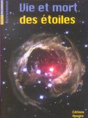 Vie Et Mort Des Etoiles - Intérieur - Format classique