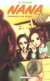 Nana t.7; fan book - Intérieur - Format classique
