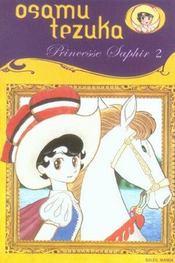Princesse Saphir T02 - Intérieur - Format classique