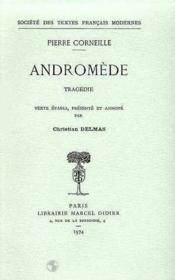 Andromède - Couverture - Format classique