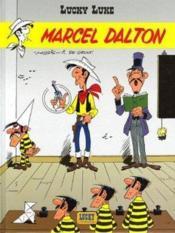 Lucky Luke t.67 ; Marcel Dalton - Couverture - Format classique