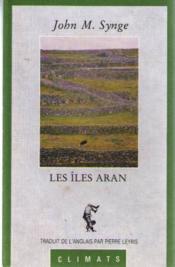 Les Iles Aran - Couverture - Format classique