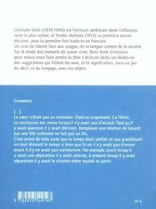 Tendres Boutons - 4ème de couverture - Format classique