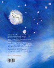 Le noël de pashmina - 4ème de couverture - Format classique