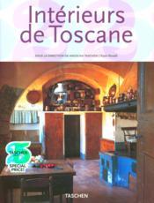 Tuscany interiors - Couverture - Format classique