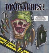 Dinosaures ! coffret - Couverture - Format classique