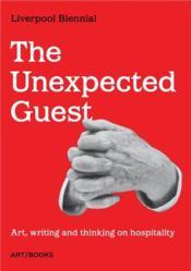 The Unexpected Guest /Anglais - Couverture - Format classique