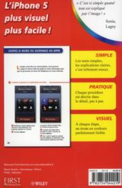 Vente livre :  Poche visuel iphone 5 ; maxi volume  - Guy Hart-Davis
