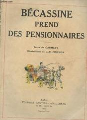 Becassine Prend Des Pensionnaires - Couverture - Format classique