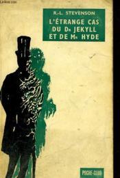 L'ETRANGE CAS DU Dr JEKYLL ET DE Mr HYDE - Couverture - Format classique