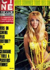 Cine Revue - Tele-Programmes - 50e Annee - N° 17 - Du Soleil Plein Les Yeux - Couverture - Format classique