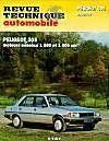 Rta 441.5 Peugeot 305 Gr,Sr 86-89 Gt,Gtx, Auto 83/89 - Couverture - Format classique
