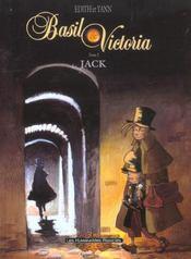 Basil & Victoria t.2 Jack - Intérieur - Format classique