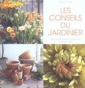 Les Conseils Du Jardinier - Intérieur - Format classique