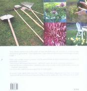 Les Conseils Du Jardinier - 4ème de couverture - Format classique