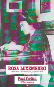 Rosa Luxemburg - Intérieur - Format classique