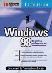 Formation windows 98 - Couverture - Format classique