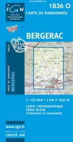 Bergerac - Couverture - Format classique