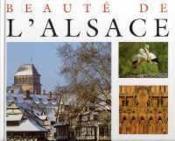 Beauté de l'Alsace - Couverture - Format classique