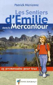 Les Sentiers D'Emilie - Couverture - Format classique