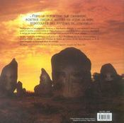 L'Ame Celte - 4ème de couverture - Format classique