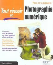 Tout Reussir En Photographie Numerique - Intérieur - Format classique