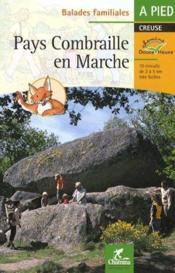Pays Combraille En Marche Balades Familiales A Pied - Couverture - Format classique