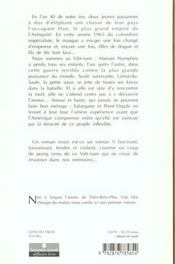 Gens Du Saule - 4ème de couverture - Format classique