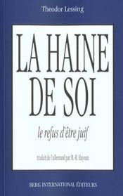 Haine De Soi - Intérieur - Format classique