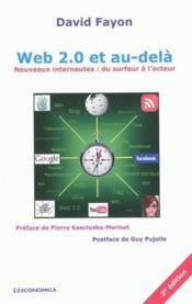 Web 2.0 et au-delà (2e édition) - Couverture - Format classique