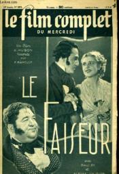 Le Film Complet Du Mercredi N° 2471 - 20e Annee - La Faiseur - Couverture - Format classique