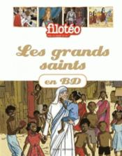 Vente  Les grands saints en BD  - Collectif