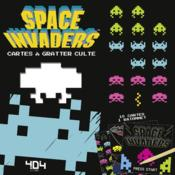 Vente  Space invaders ; cartes à gratter culte  - Collectif