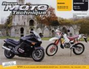 Rmt 84.3 Suzuki Ts125-200r - Couverture - Format classique