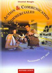 Action et communication commerciales terminale stt acc - Intérieur - Format classique