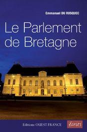 Le parlement de bretagne - Intérieur - Format classique