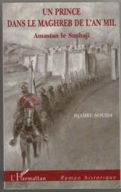 Un Prince Dans Le Maghreb De L'An Mil Amastan Le Sanahaji - Couverture - Format classique