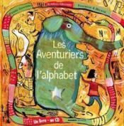 Les Aventuriers De L'Alphabet - Couverture - Format classique